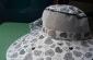 春夏季热销 网布采茶帽 大人大沿帽 遮阳帽